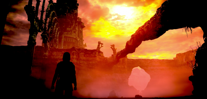 Shadow of the Colossus PS4 y la delgada línea entre el remake y el remaster