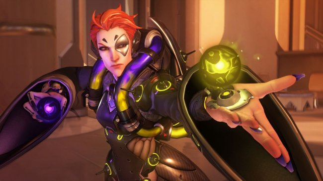 Overwatch - impresiones de Moira en Blizzard World