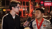 Tekken World Tour finals - Entrevista a Saint