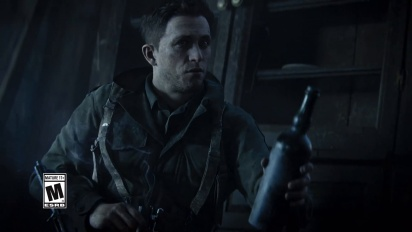 Call of Duty: WWII - Meet Zussman